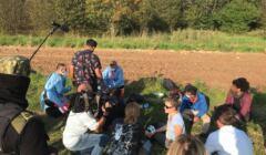 uchodzcy odnalezieni, 23 sierpnia 2021 w okolicy Usnarza Górnego