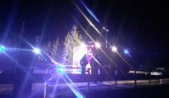 Tarasiuki pod Włodawą. Trzech uchodźców topi się w bagnie. Trwa akcja ratunkowa