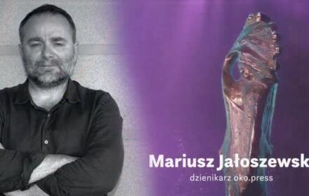 Mariusz Jałoszewski z nagrodą Iustitii