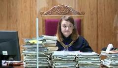 Sędzia Marta Pilśnik , grudzień 2020