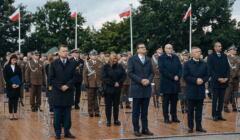 Obchody 82. rocznicy wybuchu II Wojny Światowej na Westerplatte