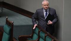 Prezes NBP Adam Glapiński w Sejmie