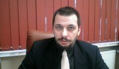 Marcin K. Jaroszewski, dyrektor Liceum im. Śniadeckiego w Warszawie