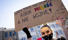 Białystok, 09.10.2021. II Marsz Równości