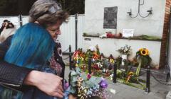 Warszawa, 04.08.2021. Czuwanie - ku pamięci kobiet z obozu na Zieleniaku